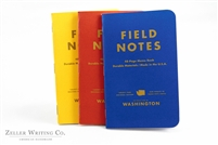 Field Notes 3-Pack - County Fair Edition - Washington