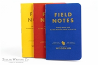 Field Notes 3-Pack - County Fair Edition - Wisconsin