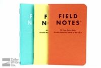Field Notes 3-Pack - Sweet Tooth