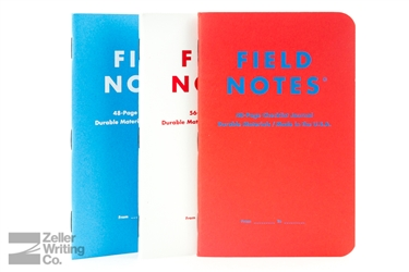 Field Notes 3-Pack - Resolution