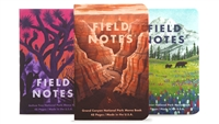 Field Notes 3-Pack - National Parks - Series B