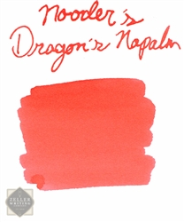 Ink Sample - Noodler's Dragon's Napalm