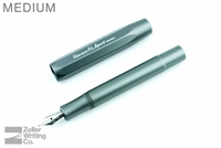 Kaweco AL Sport Fountain Pen - Gray - Medium