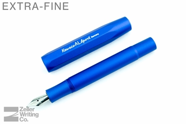 Kaweco AL Sport Fountain Pen - Blue - Extra-Fine