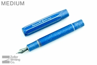 Kaweco AL Sport Fountain Pen - Stonewashed Blue - Medium