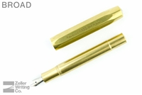 Kaweco Brass Sport Fountain Pen - Broad