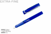 Lamy Safari Fountain Pen - Blue - Extra-Fine