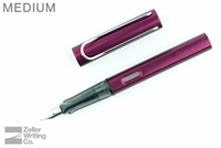 Lamy Al-Star Fountain Pen - Purple - Medium