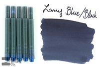Lamy Ink Cartridges 5-Pack - Blue Black