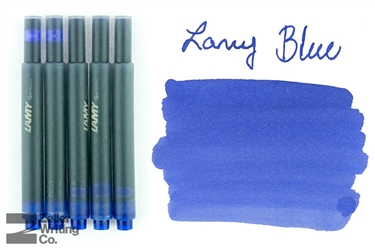 Lamy Ink Cartridges 5-Pack - Blue