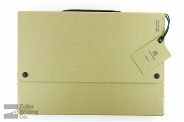 Midori Pulp Storage A4 Document Case - Beige