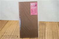 Midori Traveler's Notebook - Regular Size - Refill 005 - Diary