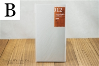 Midori Traveler's Notebook - Regular Size - Refill 012 - Sketch Notebook
