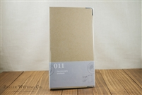 Midori Traveler's Notebook - Regular Size - Refill 011 - Refill Binder