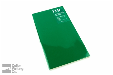Midori Traveler's Notebook - Regular Size - Refill 019 - Weekly Planner & Graph