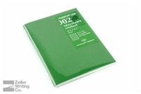 Midori Traveler's Notebook - Passport Size - Refill 002 - Grid