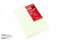 Midori Traveler's Notebook - Passport Size - Refill 008 - Sketch Paper - Blank