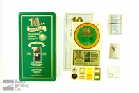 Midori Traveler's Notebook - 10th Anniversary Mini Tin Set - Black