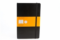 Moleskine Softcover Notebook Ruled - 5in x 8.5in