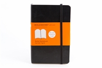 Moleskine Softcover Notebook Ruled - 3.5in x 5.5in