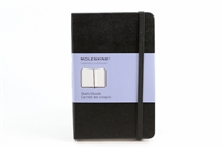 Moleskine Hardcover Sketchbook - 3.5in x 5.5in