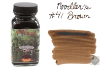 Noodler's #41 Brown (3oz)