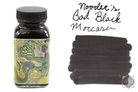 Noodler's Bad Black Moccasin (3oz)