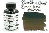 Noodler's Burma Road Brown (3oz)