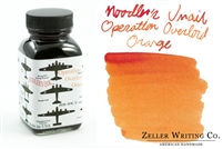 Noodler's Operation Overlord Orange (3oz)