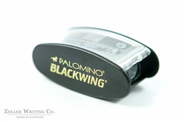 Palomino Blackwing Long Point Pencil Sharpener - Black
