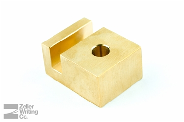 Word Notebooks Writer's Block - Brass