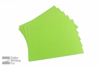 Heavyweight Green Blotting Paper Sheets