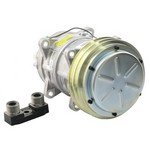 Seltec Compressor, w/ Clutch - New