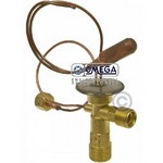 Expansion Valve - Capillary Type, w/ Bulb End