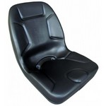 New Bucket Seat - Black Vinyl