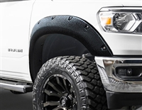 Dodge Ram 1500 2019-2020 RDJ Trucks PRO-OFFROAD Bolt-On Style Fender Flares | 10-2016