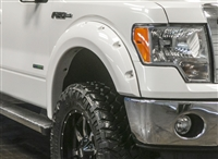 Ford F150 2009-2014 RDJ Trucks PRO-OFFROAD Bolt-On Style Fender Flares | 10-3010