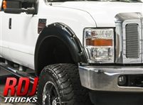 Ford F250/F350 SuperDuty 2008-2010 RDJ Trucks PRO-OFFROAD Bolt-On Style Fender Flares | 10-3016