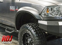Dodge Ram 2500/3500HD 2010-2018 RDJ Trucks PRO-X-TEND Streamline Fender Flares