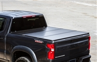 Silverado Sierra 2014-2018 TRAVEL-PRO 65-Series Hard Tri-Folding Truck Bed Tonneau Covers | 65-10130 / 35-10140