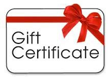 Concealment Solutions Gift Certificate