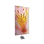 360 Rotating Display Banner Stands