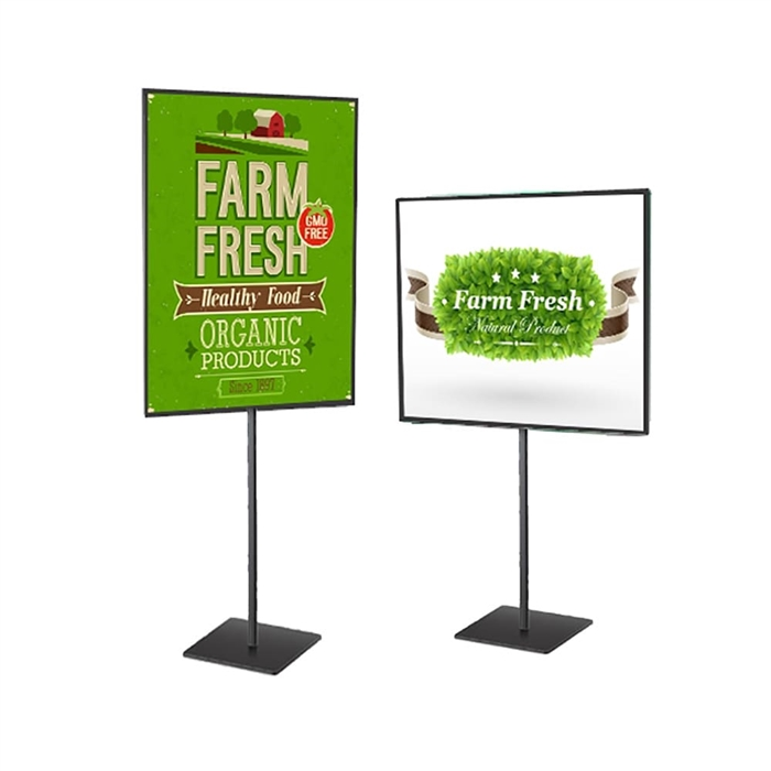 Table Top Retail Sign Holders