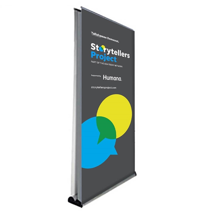 Orient 800 Double Sided Display for Retractable Banners