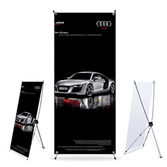 Vort-X Banners Stands