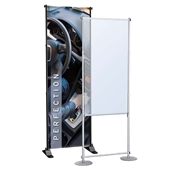 Banner Stand Display Round Base