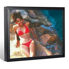 Snap Frame Aluminum Light Up Displays