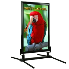 WindMaster Super Size Outdoor Sign Snap Frame