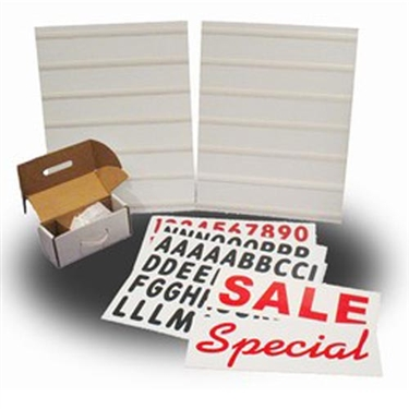 Simpo Sign II Message Board Kit