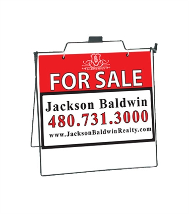 "Foldable Wire Realty Signs - 18"" x 24"""